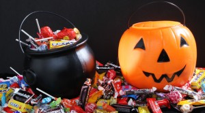 Trick-or-Treat in Lincoln Terrace